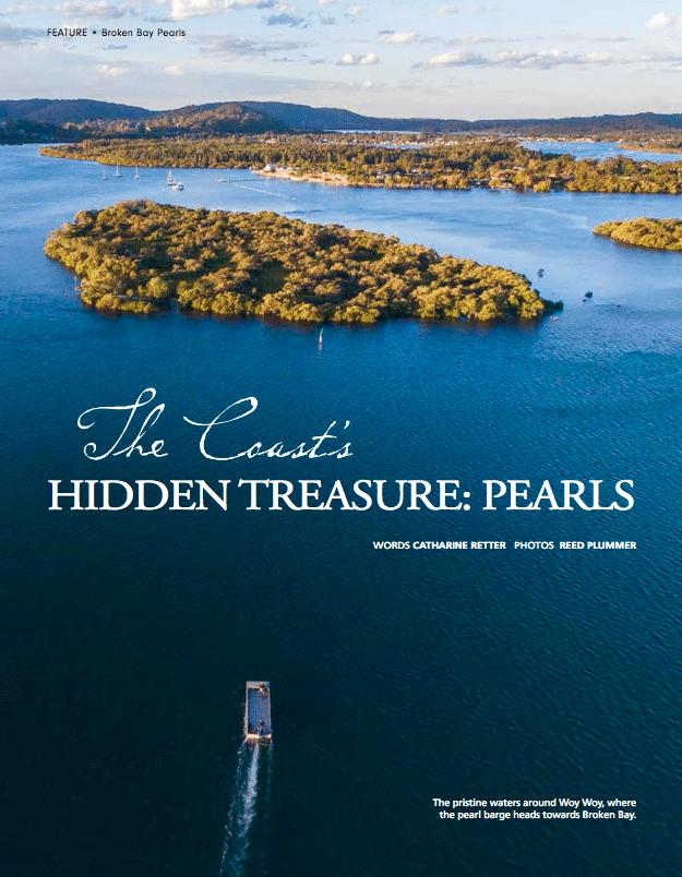 Broken Bay Pearls of Australia