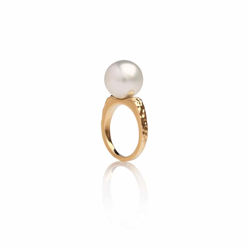 South Sea Pearl Petite Ring