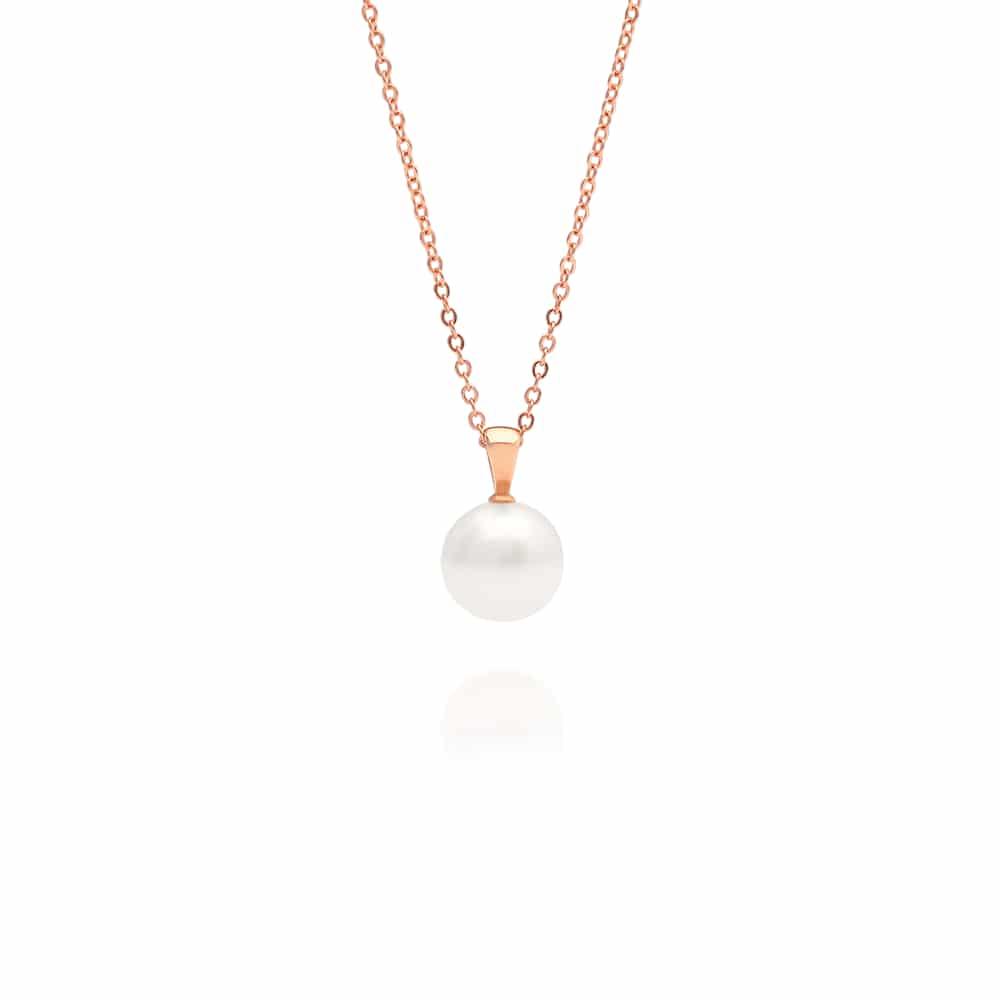 South Sea Pearl Acacia Pendant
